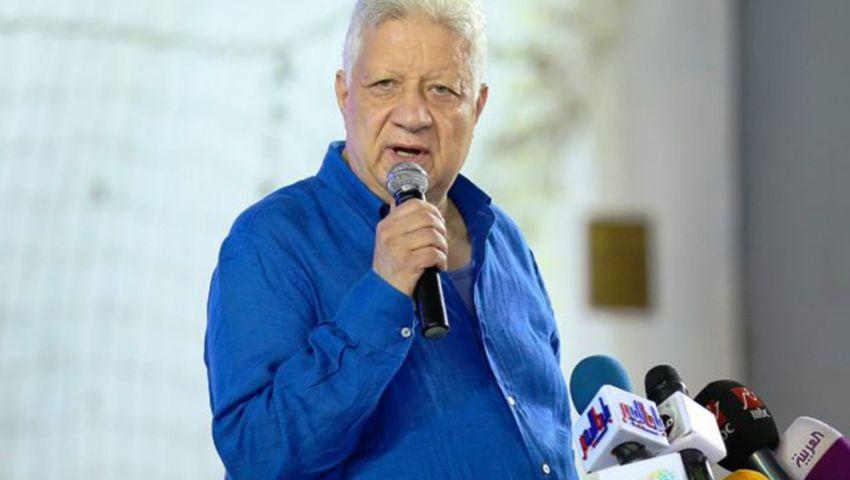 مرتضى منصور: لن نخوض مواجهة الأهلي قبل لقاء جينيراسيون