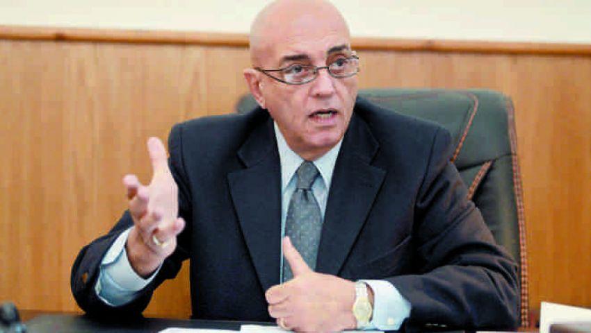 محمد سلماوي يستقيل من رئاسة اتحاد الكتاب