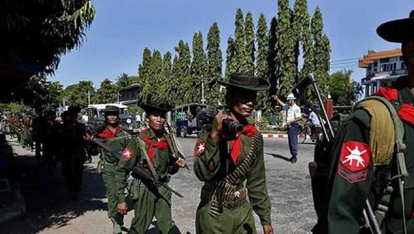 حكومة ميانمار تتوصل لاتفاق سلام مع 16 منظمة متمردة