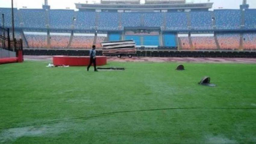 فيديو| الطقس اليوم في القاهرة.. هل تؤثر الأمطار على إقامة مباراة القمة؟