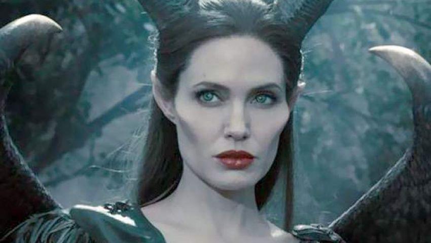 شر أنجلينا جولي ينتشر على بوستر «Maleficent»