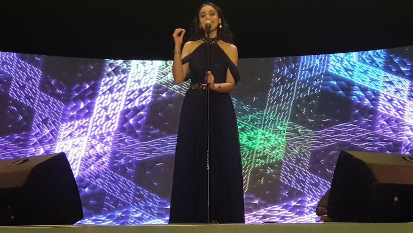 فيديو  فايا يونان تسحر الجمهور في مهرجان الياسمين.. وتغني لدمشق
