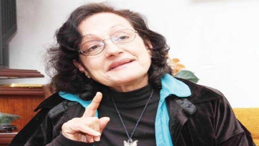 سكينة فؤاد: أسعى لإخراج المرأة من سجون الفقر والأمية