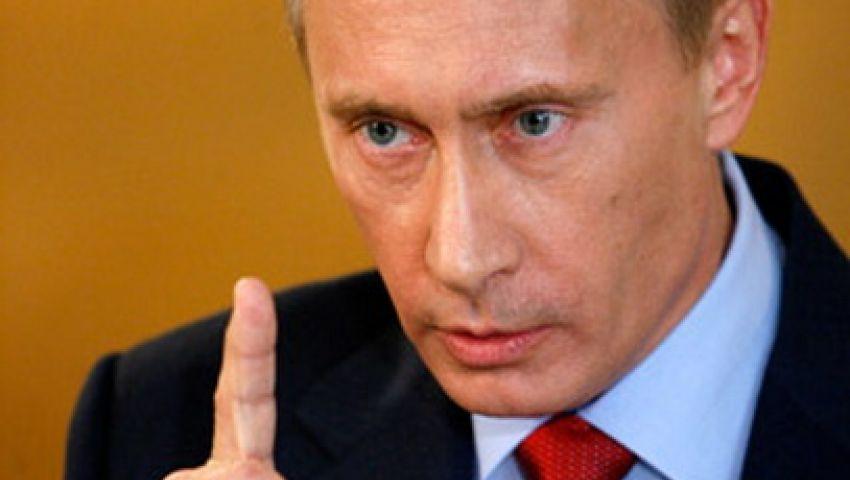 بوتين: إقامة دولة مستقلة شرط أساسي لحل مشكلة فلسطين
