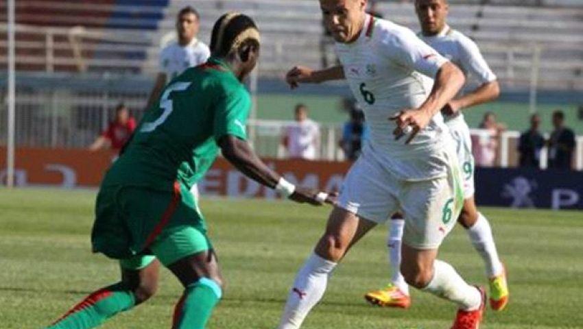 بث مباشر لمباراة الجزائر وبوركينافاسو