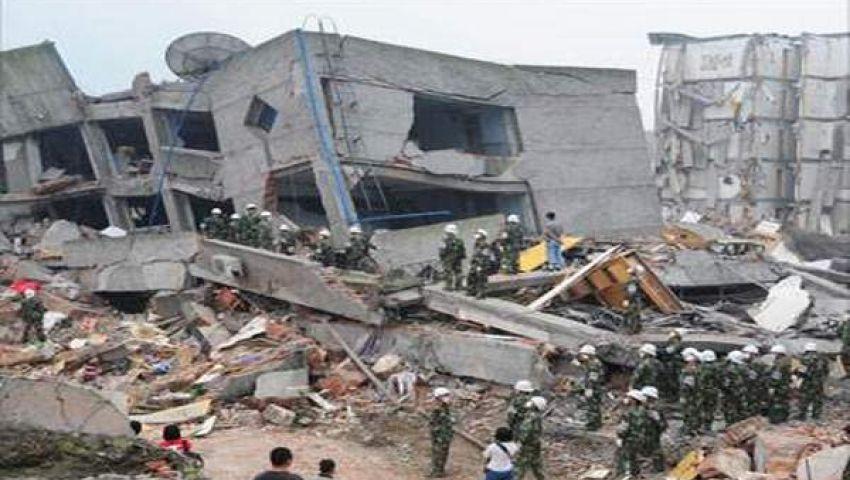 22 قتيلاً وعشرات الجرحي جراء زلزال ضرب شمال غرب الصين
