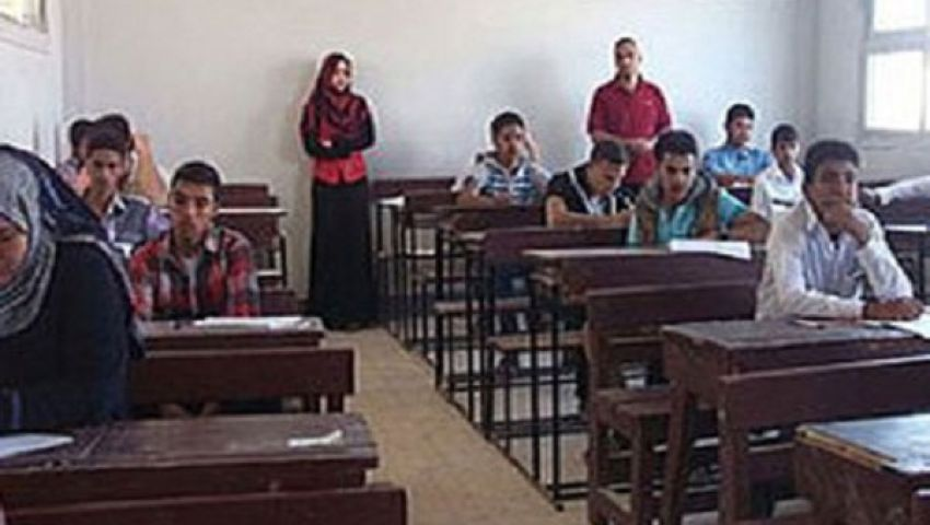 4727 طالب ثانوي يؤدون امتحان الدور الثاني بأسيوط