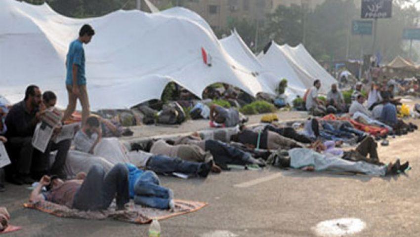 اعتصام رابعة يتواصل لليوم الـ27