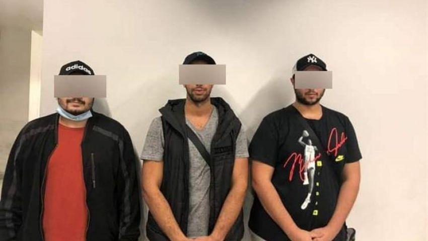 حبس أحمد طولان ومتهمين آخرين فى واقعة التعدى على فتاة الفيرمونت
