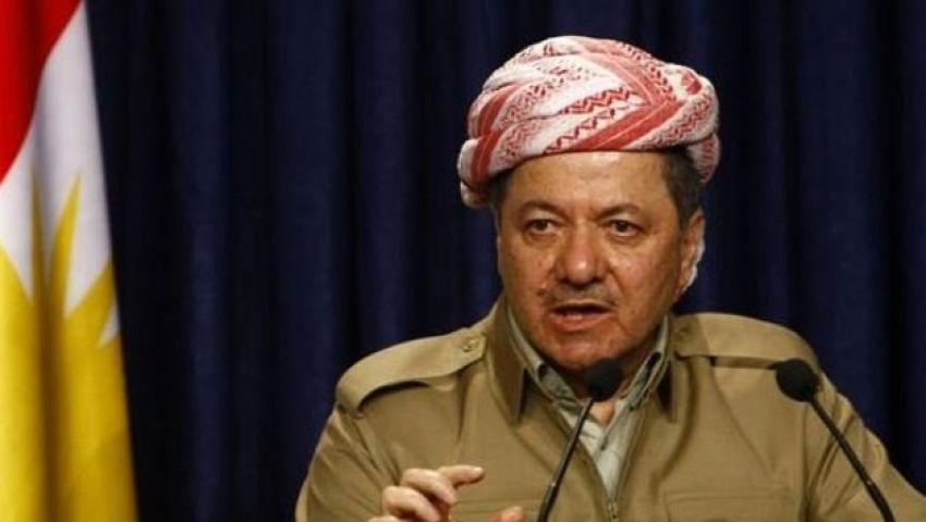 بارزاني: أيام الدم بين الأكراد والأتراك انتهت
