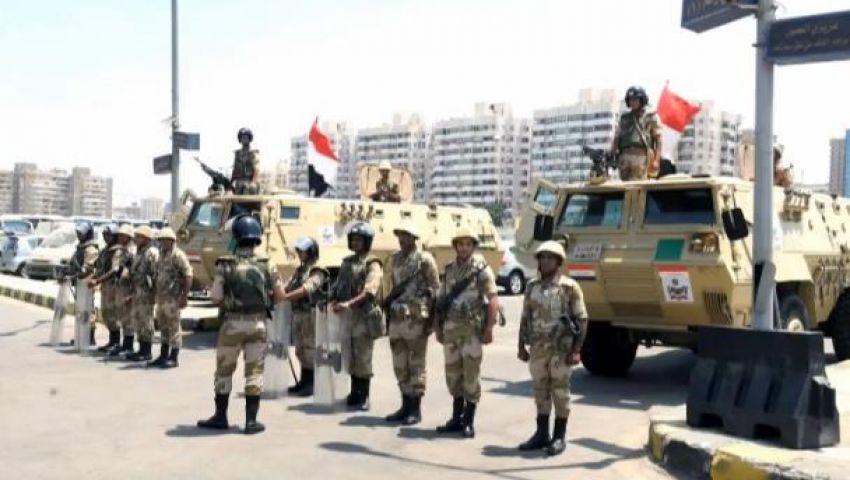 القوات المسلحة تحذّر من أي أعمال استفزازية