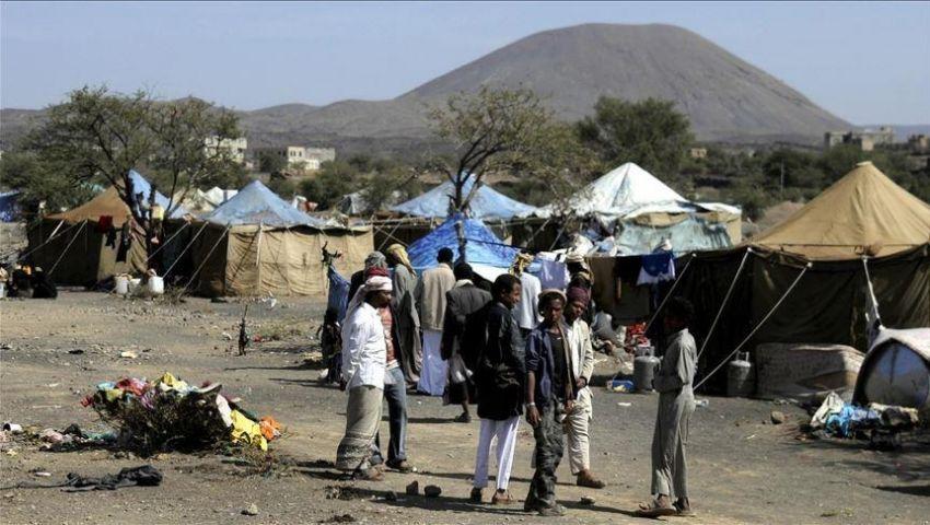 حكايات «النزوح الحزين».. دماء اليمنيين تتبعثر في مأرب