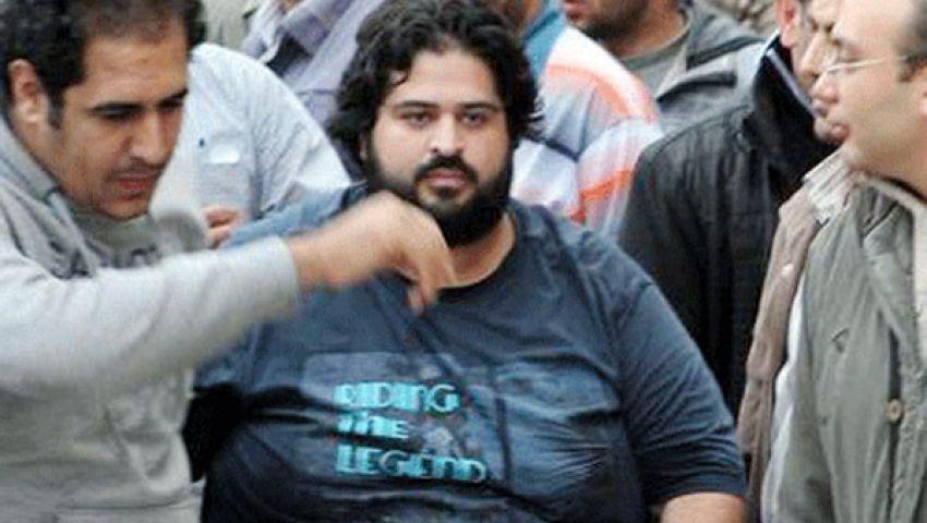 إحالة أحمد المغير للجنح في أحداث الاتحادية