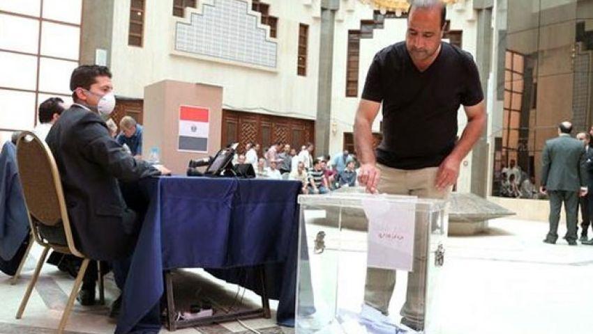 السعودية تحتفظ بالمركز الأول في تصويت المصريين بالخارج