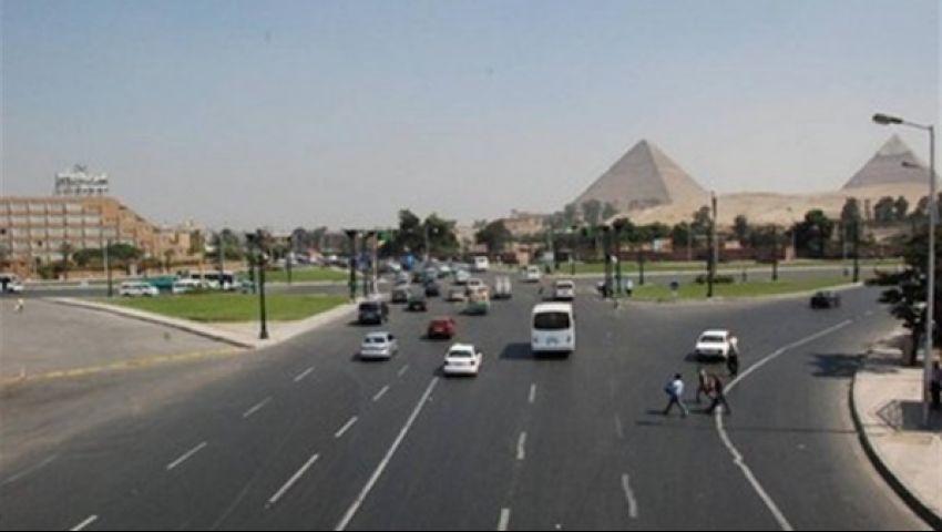استعدادًا لأمم أفريقيا.. محافظ الجيزة يعلن تطوير شارع الهرم بالكامل