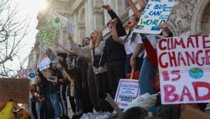 لندن.. 682 موقوفاً باحتجاجات تغير المناخ في 5 أيام