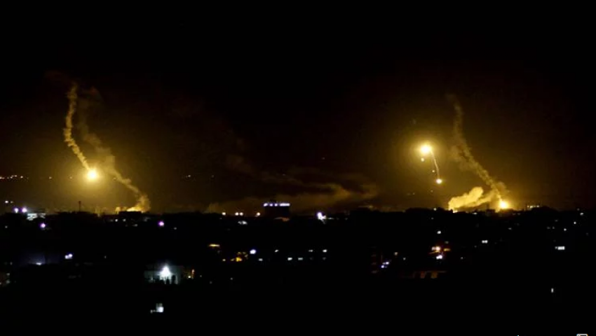 إسرائيل تقصف سوريا من جديد.. هذا ما حدث في ريف حماة