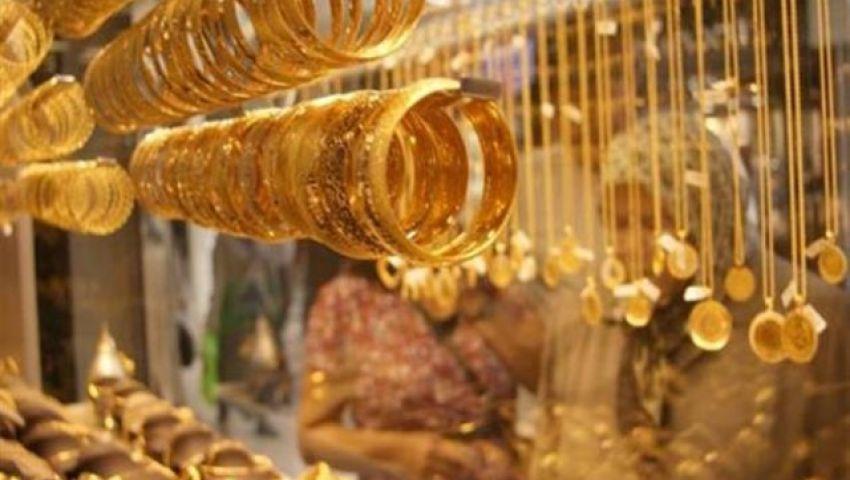 فيديو  تعرف على أسعار الذهب اليوم الإثنين 25-3-2019