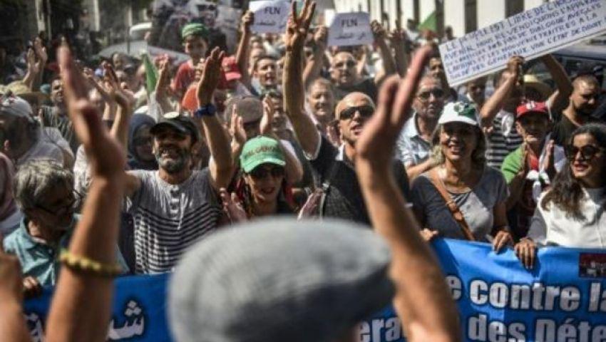 مع دخولها الشهر السابع.. احتجاجات الجزائر تصر على إعادة السلطة للشعب