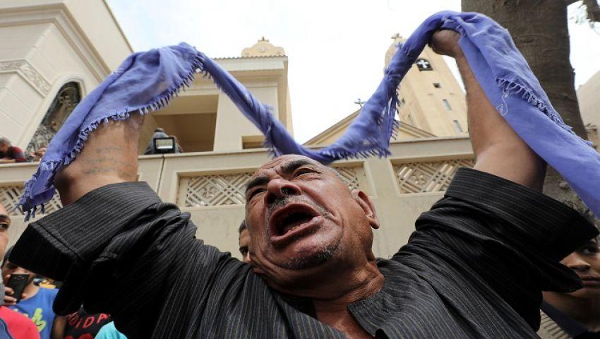 تعرف على تاريخ الكنيسة المرقسية التي استهدفها الإرهاب اليوم بالإسكندرية