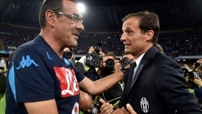 ساري يفوز بأفضل مدرب في إيطاليا متفوقًا على أليجري