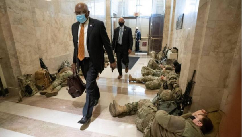 خوفا من اغتيال بايدن.. واشنطن تتحول لـ «ثكنة عسكرية»