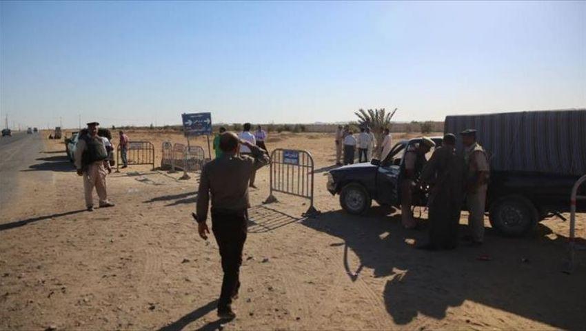 بالصور| إحباط هجوم إرهابي بجنوب سيناء ومقتل 3 إرهابيين