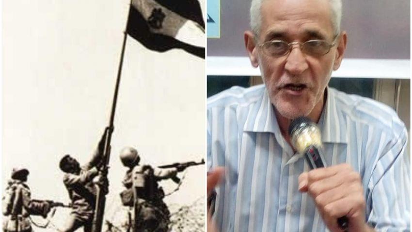 الشاعر يحيى زكريا يحكي لـ«مصر العربية» ذكرياته  مع حرب أكتوبر