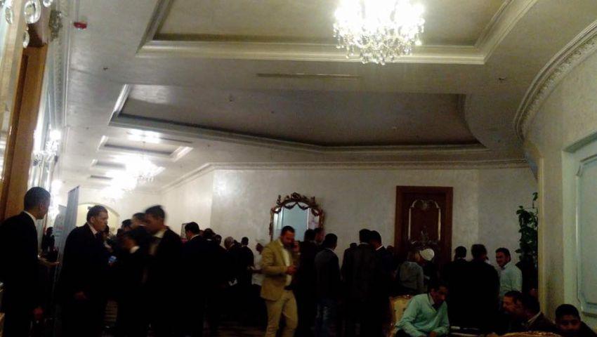 جبهة «خليل» تجري انتخابات «المصريين الأحرار» .. وتمنع الصحفيين من الحضور