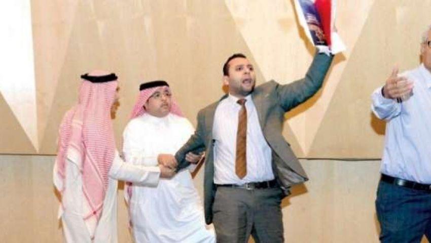 فيديو  تفاصيل واقعة القبض على محامي مصرى فى البحرين