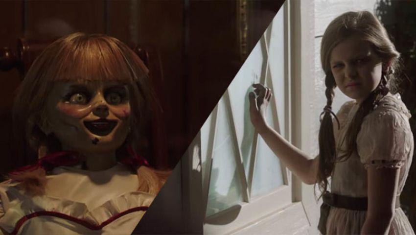 «Annabelle Comes Home» الرعب يسيطر على شباك التذاكر.. هذا ما حققه