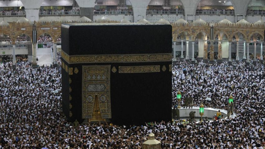 العمرة في العشر الأواخر من رمضان.. «صور رائعة»