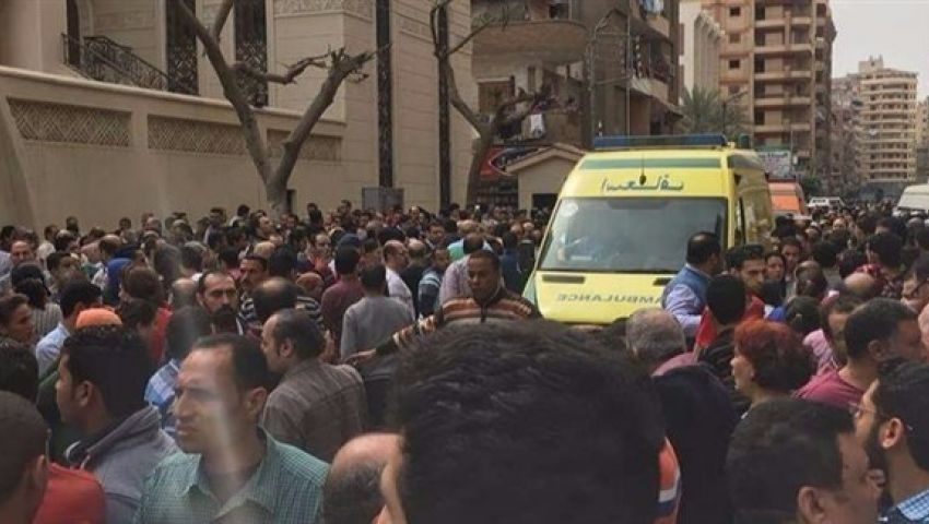 البحرين والأردن تدينان انفجار كنيسة مارجرجس
