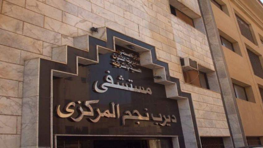 معاناة أهالي مستشفى ديرب نجم.. من الغسيل إلى الغُسل