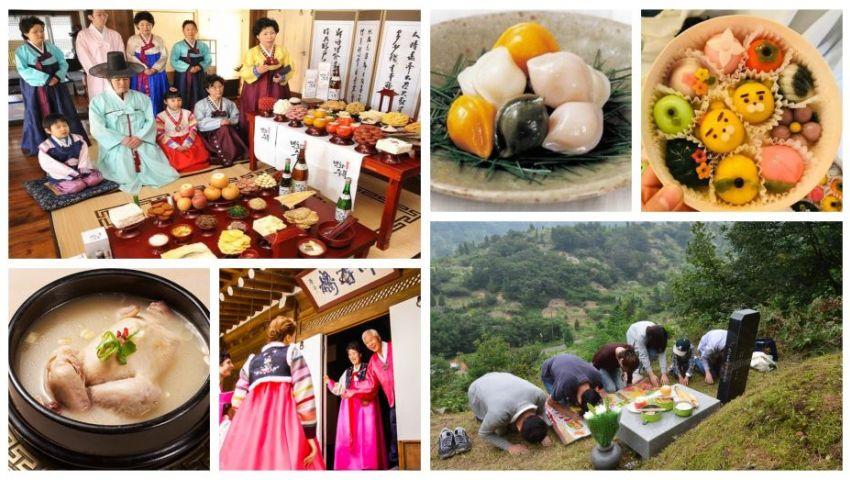 كعكة الأرز و«زي تقليدي».. أبرز مراسم عيد الحصاد الكوري «تشوسوك»