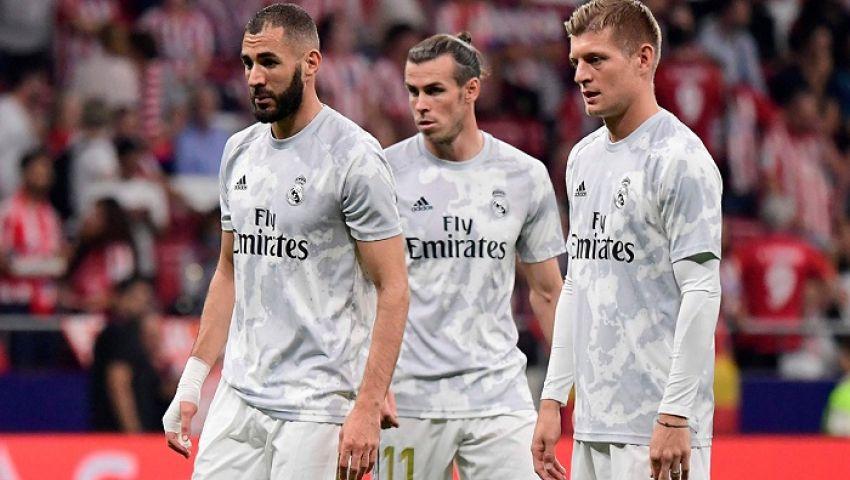 غيابات بالجملة في تشكيل ريال مدريد المتوقع أمام جالطه سراي بدوري أبطال أوروبا