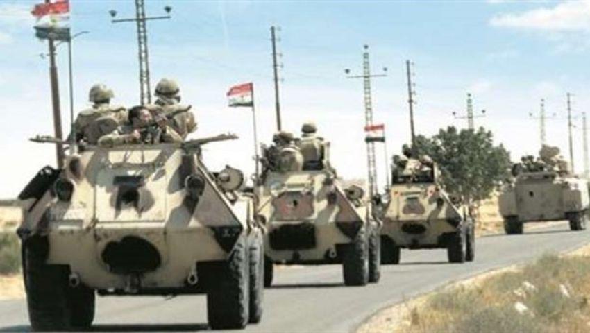 مقتل 16 «إرهابيًا» خلال حملة مداهمات أمنية بالعريش