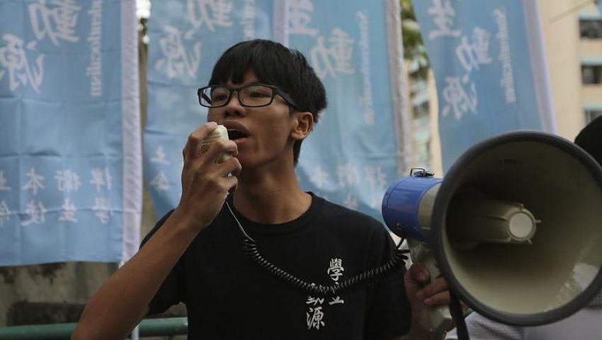لأول مرة.. اتهام شاب من هونغ كونغ بـ«الانفصال» عن الصين