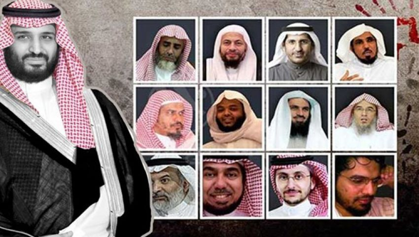 «إضراب المشايخ بالسجون».. معتقلون سعوديون يعلنون انتفاضة «الأمعاء الخاوية»