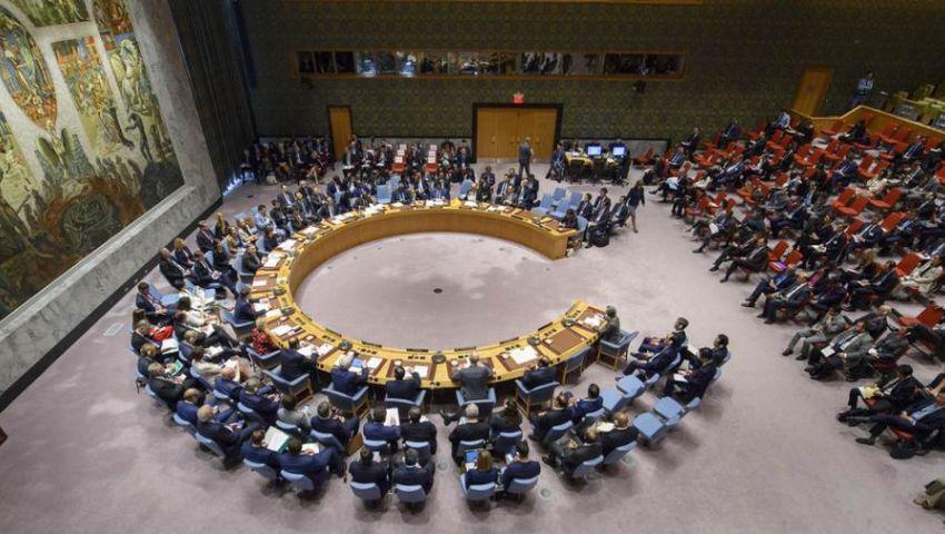 مجلس الأمن يبدأ التصويت على مسعى أمريكا تمديد حظر الأسلحة على إيران