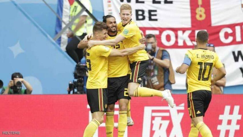 فيديو| بلجيكا تهزم إنجلترا وتحقق أكبر إنجاز مونديالي في تاريخها