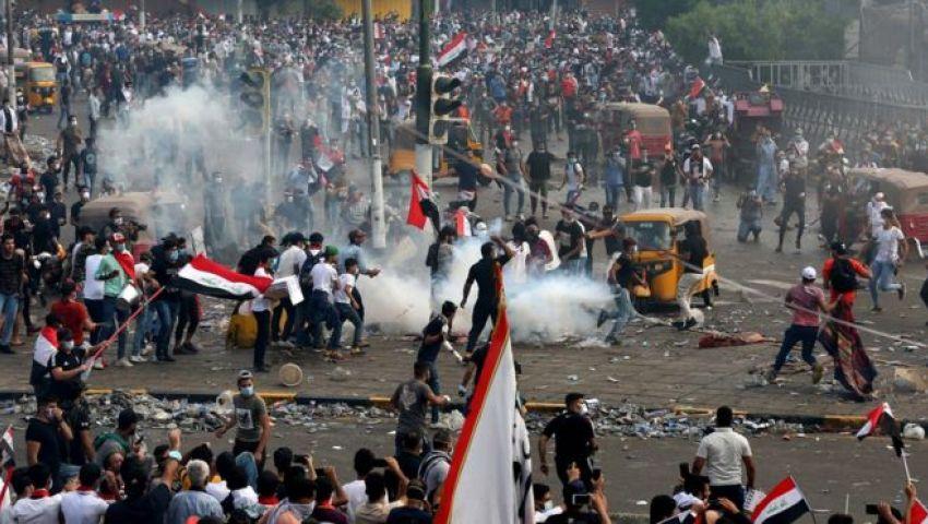 احتجاجات العراق.. إحصائية أممية تُفصح عن ضحايا الغضب