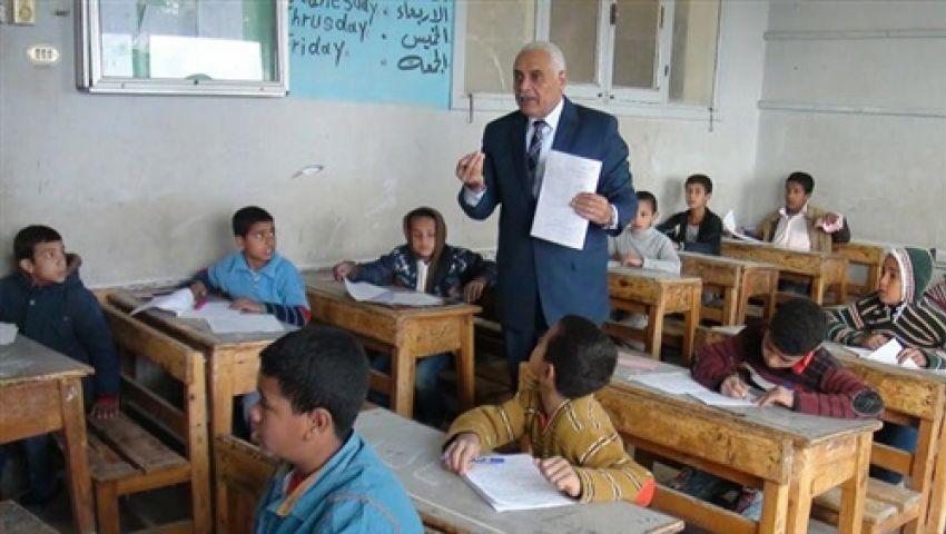 انطلاق امتحانات صفوف النقل بشمال سيناء