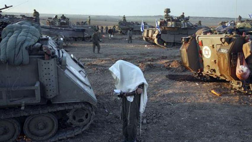 تسلل مدني لقاعدة عسكرية إسرائيلية لمدة أسبوع