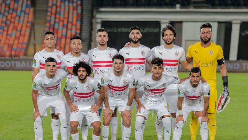 بعد حازم إمام.. إصابة لاعب جديد في الزمالك بكورونا