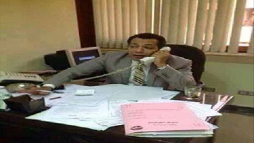إطلاق اسم محمد مبروك على مدرسة ببني سويف