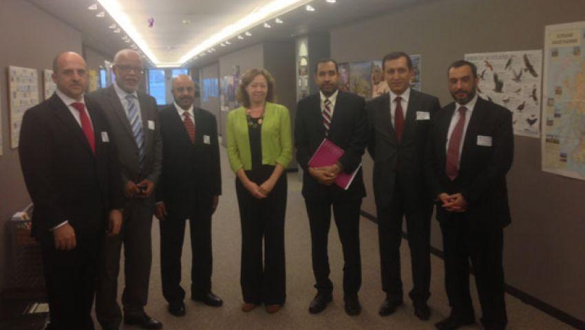 برلمانيون ضد الانقلاب تطالب بمقاضاة الببلاوي دوليًا