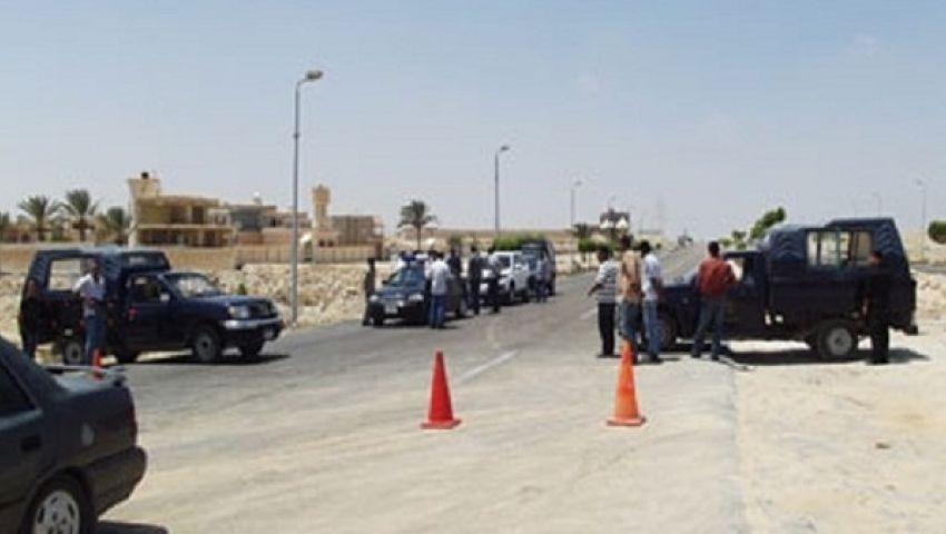 مقتل ضابط شرطة في هجوم على نقطة تفتيش بسيناء