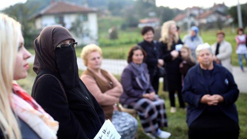 بلغاريا تحظر ارتداء النقاب في الأماكن العامة