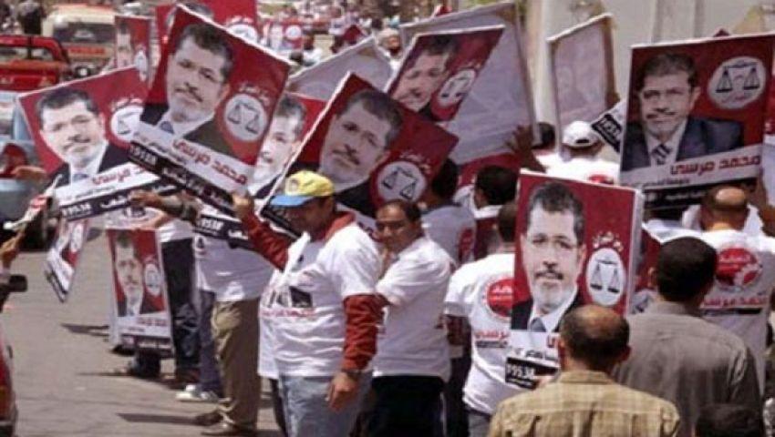 أنصار مرسي يغيرون اتجاه مسيراتهم بالإسكندرية